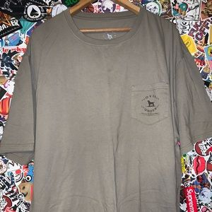 Over Under pocket T-Shirt